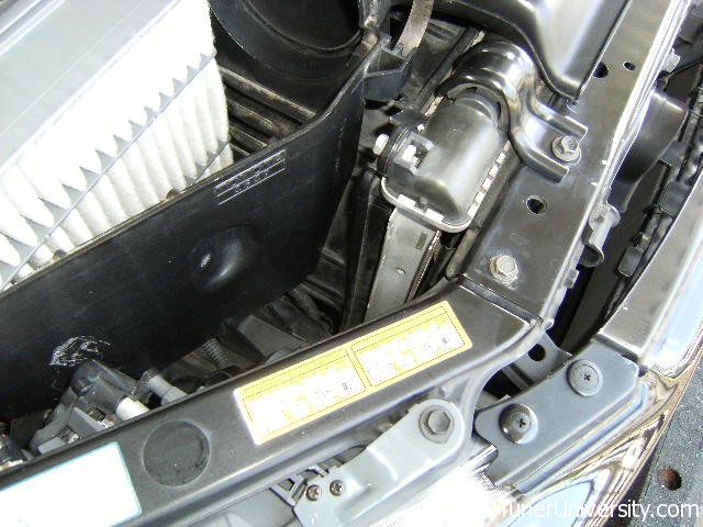Intelligent Modification: Doing Some Intake Mods on Project Lexus